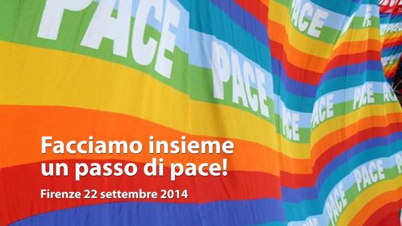 Facciamo insieme un passo di pace!