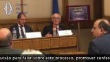 Fala do Prof. Luigi Ferrajoli, teórico do direito – Italiano – sub Português