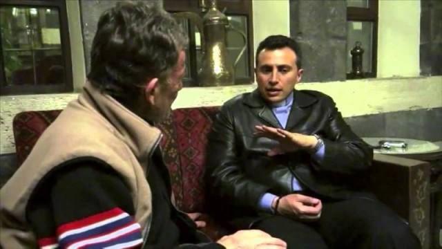"""Fulvio Grimaldi: """"Armageddon. Sulla via di Damasco"""""""