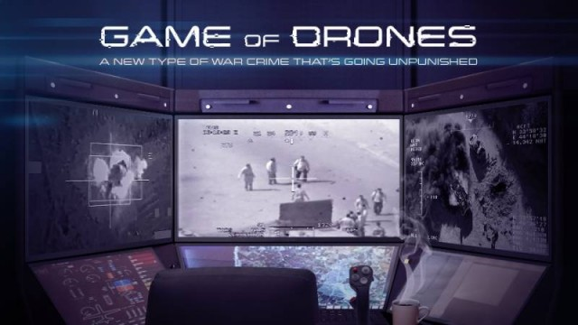"RT doc: ""GAME OF DRONES """