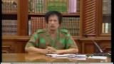 Gheddafi parla della Russia ed Ucraina intervista del 2009
