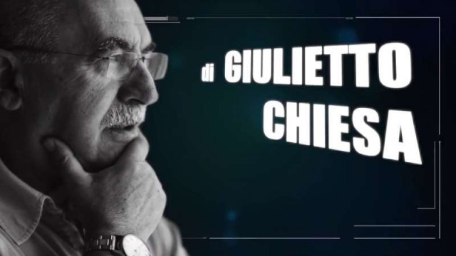 Giulietto Chiesa – Commentary: Get rid of them