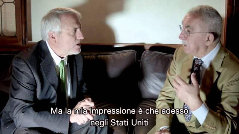 Giulietto Chiesa intervista Bill Ritter – La strada per Parigi