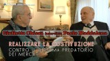 Giulietto Chiesa intervista Paolo Maddalena
