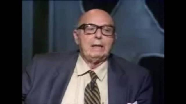 """Giulietto Chiesa:  """"L'assassinio di Moro: una false flag americano-israeliana"""""""