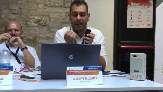 """Giuseppe Tallarico  – """"Permacultura urbana: agroecosistemi resilienti in città."""""""