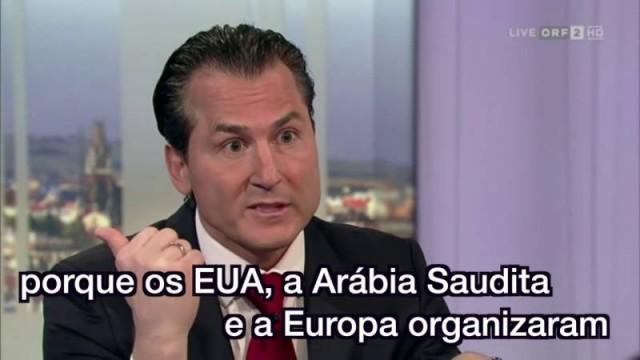 Guerra na Síria: a verdade na TV austríaca