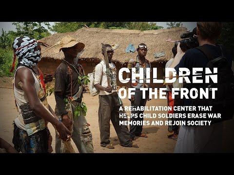 FUORI DALL'AFRICA – Bambini al fronte