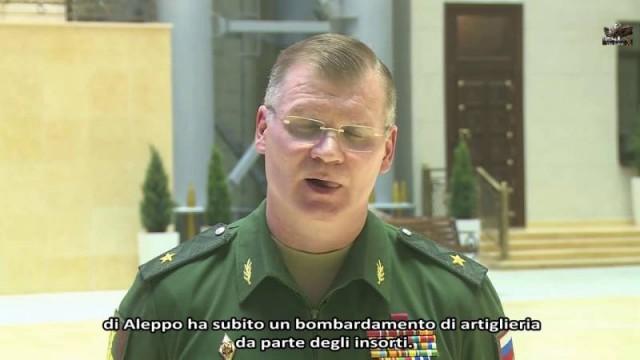 Il bombardamento dell'ospedale russo di Aleppo