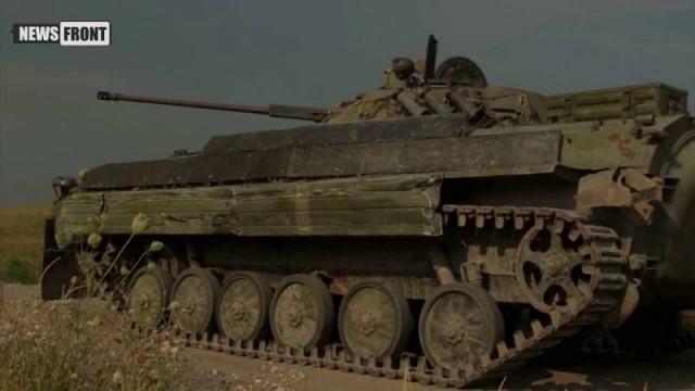 Il Donbass sulla linea del fuoco – di Maxim Fadeev (seconda parte)