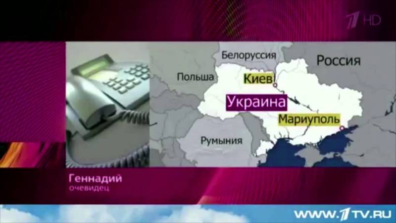 Il massacro di Mariupol