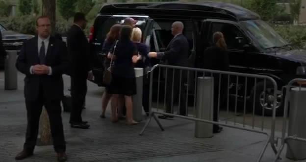 PTV news 13 Settembre 2016 – Hillary sviene. E' stato Putin!