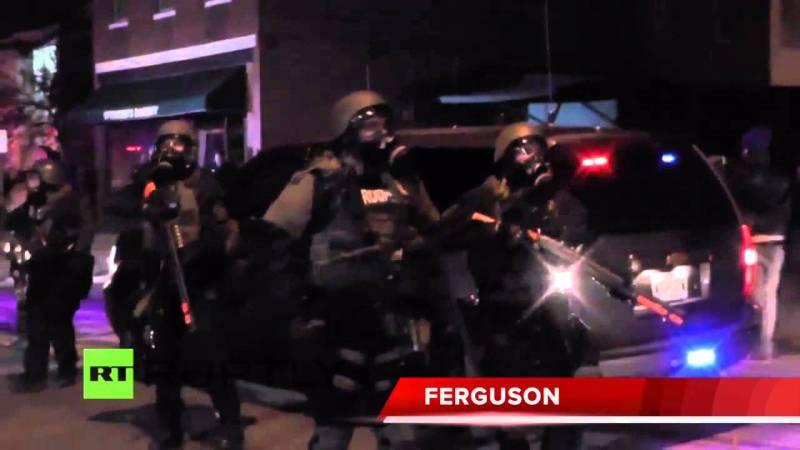 Immagini dal mondo – Il buio oltre Ferguson