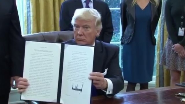 PTV news 25 Gennaio 2017 – Le prime mosse di Trump. Al centro gli Usa