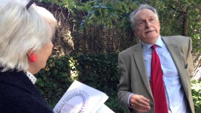 "Kees van der Pijl: ""Uscire dalla società del controllo globale"""