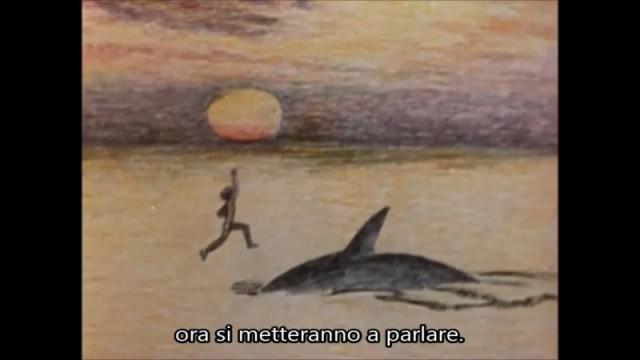La bambina e il delfino