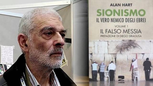 """La biblioteca di Pandora: """"Sionismo, il vero nemico degli ebrei"""" di Alan Hart"""