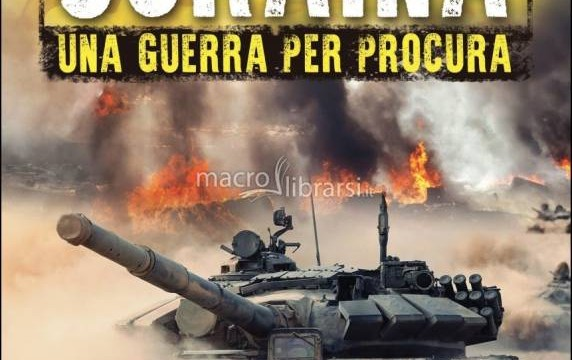 "La biblioteca di Pandora: ""Ucraina, una guerra per procura."" di Giacomo Gabellini"