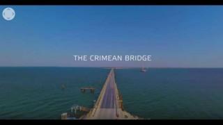 La costruzione del ponte di Kerch a 360 gradi