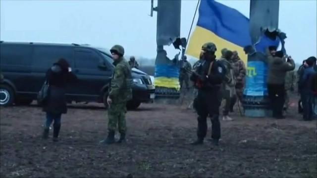 La guerra non dichiarata contro la Crimea: acqua, cibo, energia e gli antichi tesori sciti.