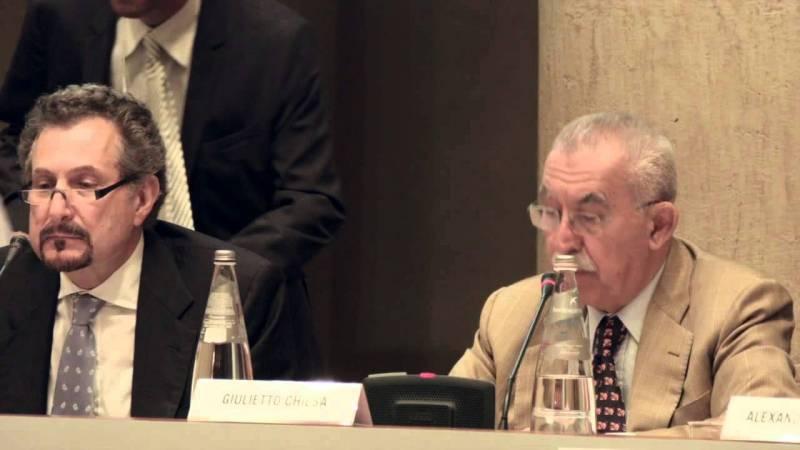 La strada per Parigi – Intervento di Giulietto Chiesa al Rome Symposium