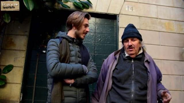 La voce dei senzatetto – Amedeo