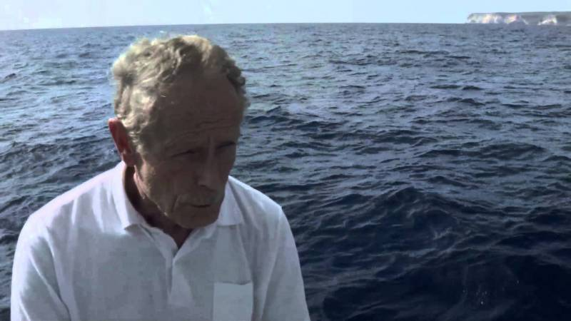 Lampedusa. Non è profondo il mare.