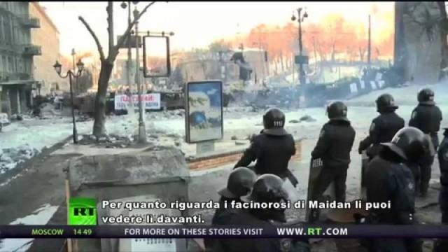 Le Maschere della Rivoluzione (2014. Documentario)