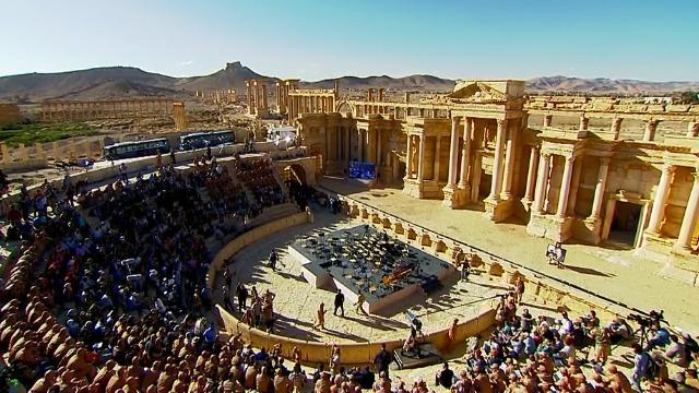 [LIVE] Preghiera per Palmira, concerto diretto da Valeri Gergiev.