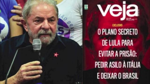 Lula avrebbe chiesto asilo politico all'Italia?