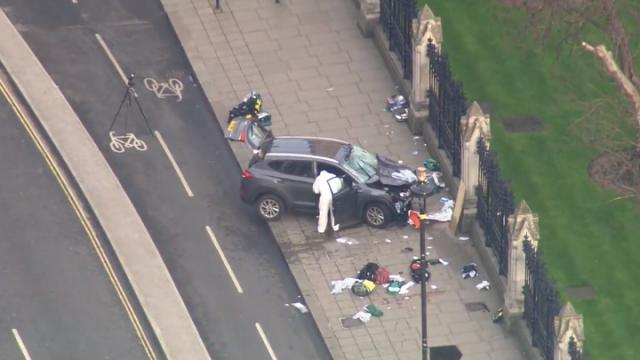 PTV news 23 Marzo 2017 – Attentato di Londra: rivendicato dall'ISIS