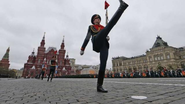 No comment 10 Maggio 2017 – Il giorno della Vittoria a Mosca