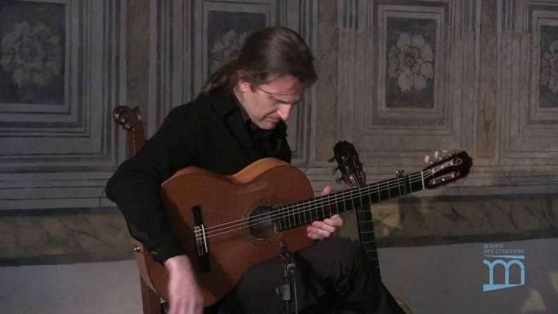 MICHELE PUCCI [Concerto per chitarra flamenca], 14 aprile 2013