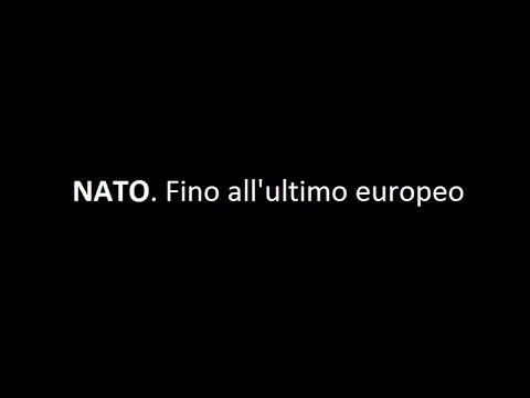 NATO. Fino all'ultimo europeo | Pandora TV