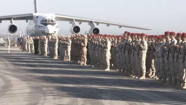 PTV News 11.12.17 – Siria: Dopo la vittoria, le truppe russe tornano a casa