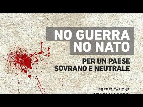 NO GUERRA – NO NATO