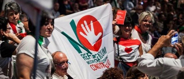 [LIVE] Io dico NO – La manifestazione nazionale