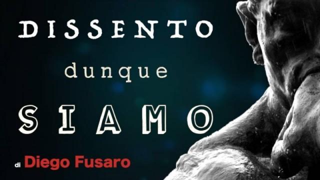 """Diego Fusaro: """"Si scrive privatizzazione, si legge saccheggio"""""""