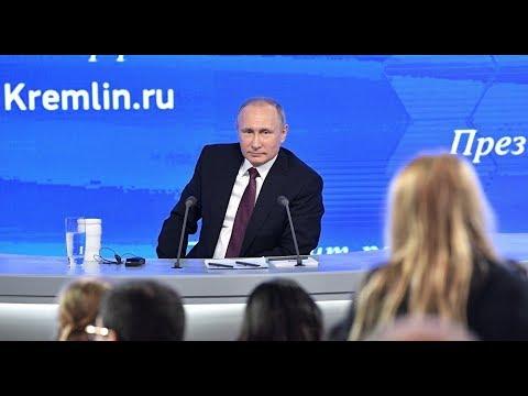 [PANDORA TV LIVE] Giulietto Chiesa commenta la conferenza stampa di fine anno di Vladimir Putin