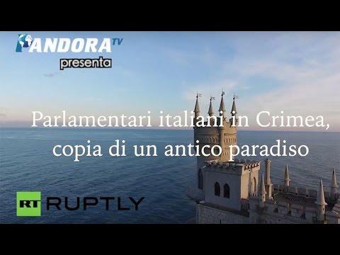 """""""Parlamentari italiani in Crimea, copia di un antico paradiso"""" – di Margherita Furlan"""