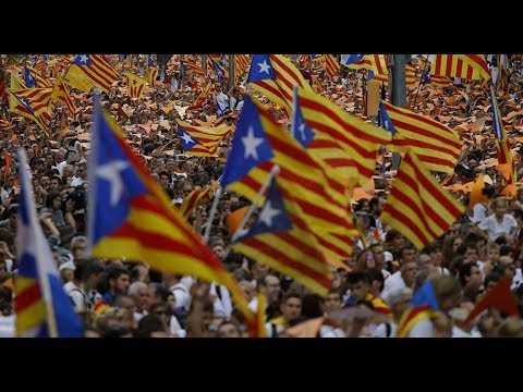 PTV News 02.10.17 – Catalogna: Reazione a catena