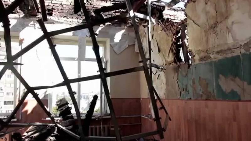 PTV News 1 Ottobre 2014 – Primo giorno di scuola sotto le bombe