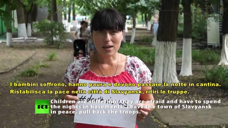 PTV News 10 giugno 2014 – SPECIALE: #DontKillUs