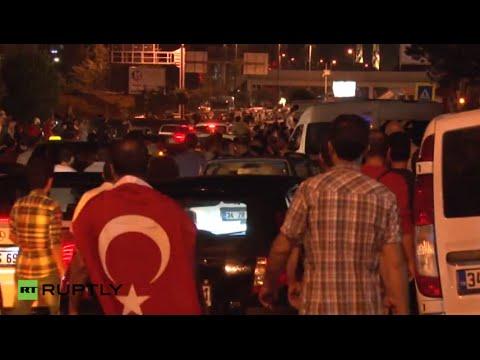PTV news 16 luglio 2016 – Erdogan para il golpe, ma è finita?