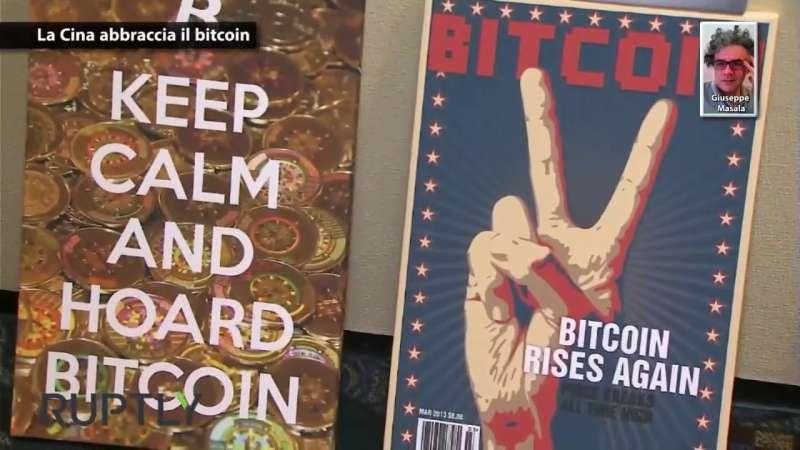 PTV News, 18 agosto 2017 – La Cina abbraccia il blockchain e copia Bitcoin