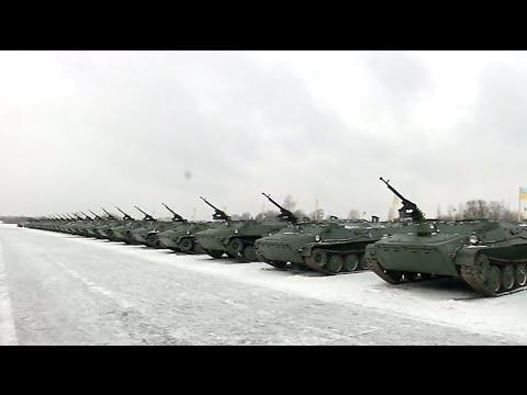 "PTV News 19 gennaio 2015 – L'offensiva di Kiev: ""Riprendiamoci il Donbass"""