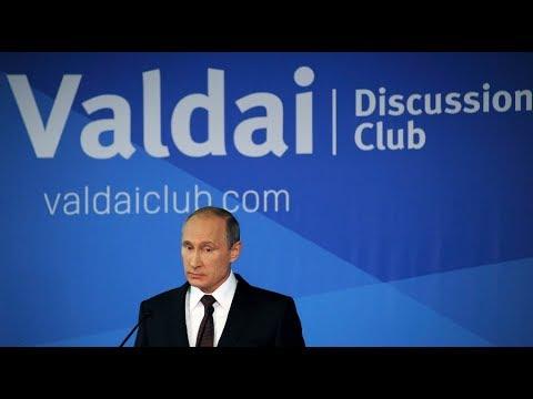 PTV News 20.10.17 – La messa in guardia di Putin