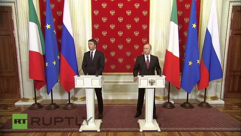 PTV News 6 marzo 2015 – La Ostpolitik di Renzi
