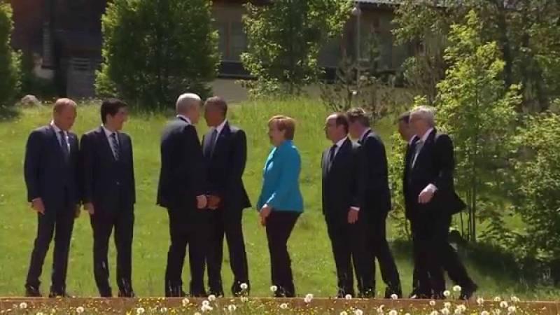 PTV News 8 giugno 2015 – L'ombra di Putin sul G7 in Baviera.