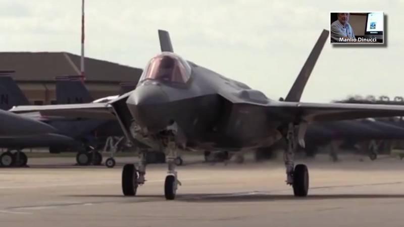PTV news speciale - Cacciabombardieri Usa F-35 schierati in Estonia e Bulgaria | Pandora TV